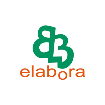logotipo de ELABORA AGENCIA PARA LA CALIDAD EN LA CONSTRUCCION SOCIEDAD LIMITADA.
